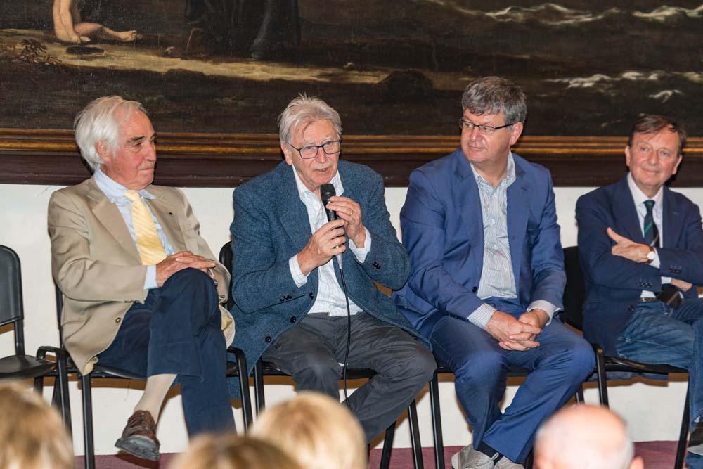 Fulco Pratesi, Mancori, Antonio Carrara, Francesco Petrucci